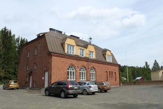 Pekolan vanha koulu