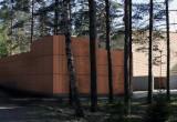 Krematorio näkymä